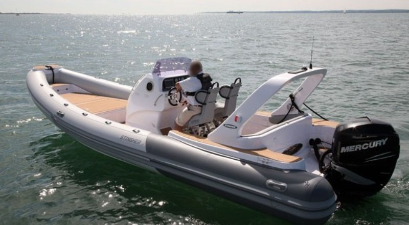 orcaboot 700 RIB Luxus